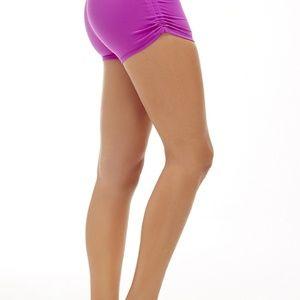 Fabletics spandex shorts